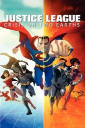 Nonton film Justice League: Crisis on Two Earths (2010)