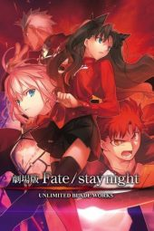 Nonton film Fate/stay night: Unlimited Blade Works (2010)