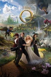 Nonton film Oz the Great and Powerful (2013)