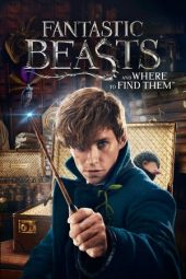 Nonton film Fantastic Beasts and Where to Find Them (2016)