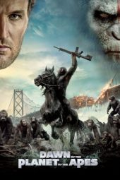 Nonton film Dawn of the Planet of the Apes (2014)