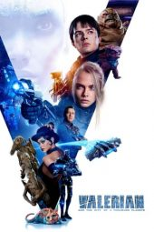 Nonton film Valerian and the City of a Thousand Planets (2017)