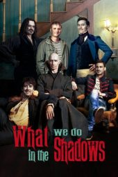 Nonton film What We Do in the Shadows (2014)