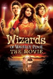 Nonton film Wizards of Waverly Place: The Movie (2009)