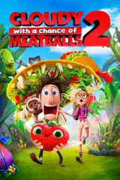 Nonton film Cloudy with a Chance of Meatballs 2 (2013)