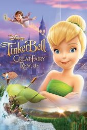 Nonton film Tinker Bell and the Great Fairy Rescue (2010)