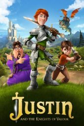 Nonton film Justin and the Knights of Valour (2013)